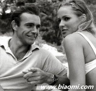 """""""他""""戴的腕表 还有一个名字叫做007"""