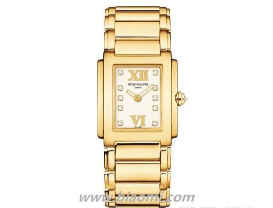 腕上的拜金主义 7款明晃黄金腕表亮瞎双眼 黄金腕表 收藏保养  第2张