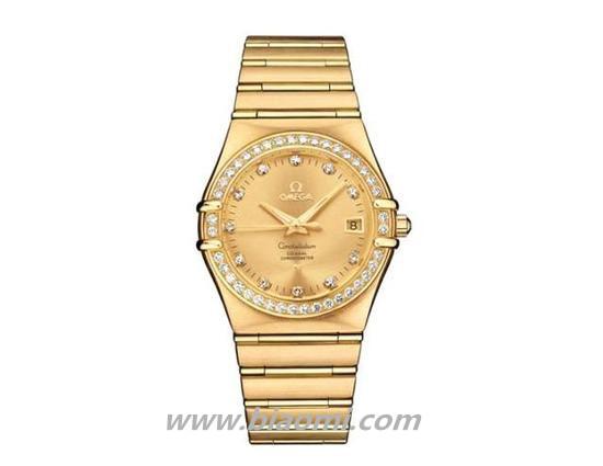 腕上的拜金主义 7款明晃黄金腕表亮瞎双眼 黄金腕表 收藏保养  第5张