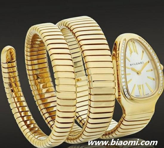 腕上的拜金主义 7款明晃黄金腕表亮瞎双眼 黄金腕表 收藏保养  第7张