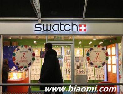 斯沃琪悄悄囤积173项智能手表相关专利