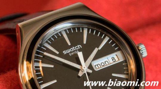 斯沃琪囤积大量智能手表专利 将推出新产品