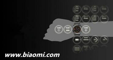 土曼新款智能手表竟提前用上了Apple Watch 土曼 Apple Watch 智能手表 智能手表  第4张