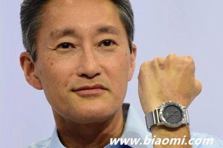 索尼重启创新 推WENA智能手表