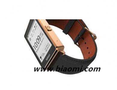 本月来袭?土曼新款智能手表Ripple曝光