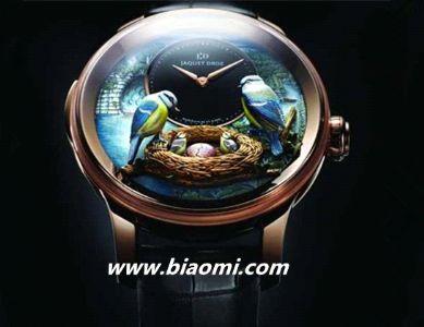 最吸引人眼球的五款腕表 卡地亚大型复杂功能腕表