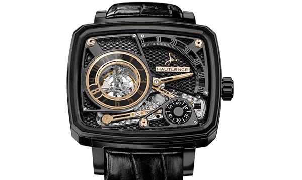 经典,成就真正的不凡 HAUTLENCE 豪朗时HL Black Ceramic 黑色陶瓷腕表