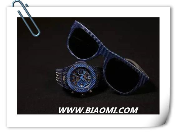 New Fashion——腕表+太阳镜 玩转新时尚