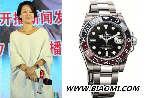 《中国式关系》江一楠的腕表 戴的很马伊琍 热点动态 第2张