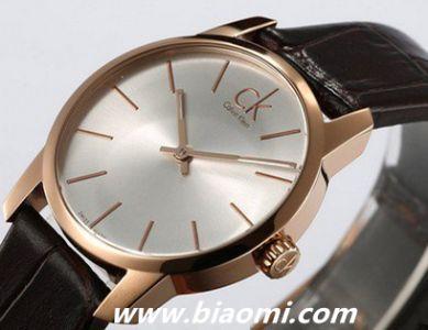 ck手表属于什么档次 风格简约充满性感