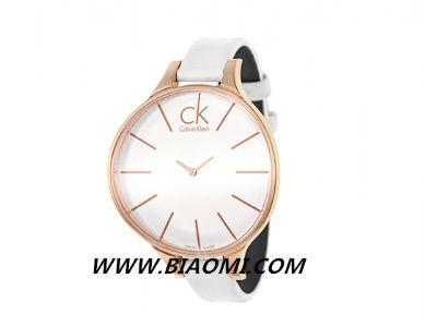 简单几点告诉你CK手表为啥这么潮?