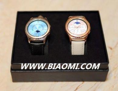 三星发布18k金版智能手表和12寸平板笔电