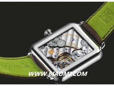 亨利慕时智能手表太像苹果表 售价2.5万美元