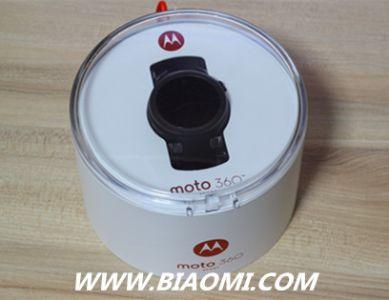 拥抱健康 Moto 360 Sport智能手表