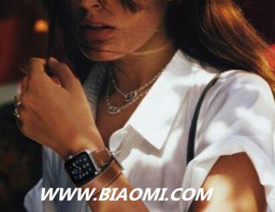 苹果手表爱马仕版今日起可在Apple.com购买