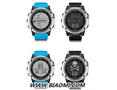 佳明Quatix3:水上运动智能手表