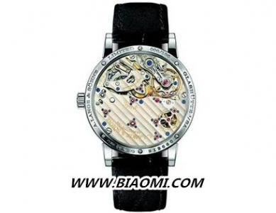 这么美的腕表机芯 你见过吗