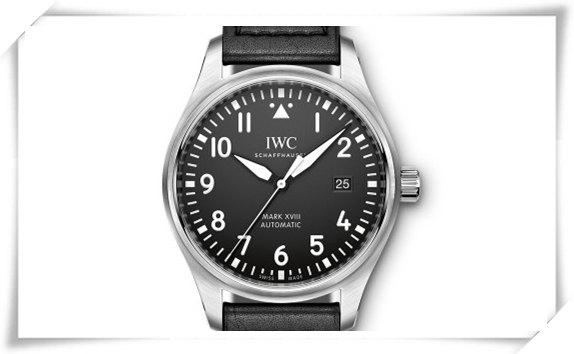 严肃冬季 可以试试暗色系手表