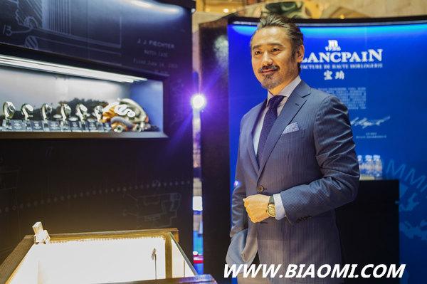 """宝珀Blancpain""""心系海洋""""巡回主题展亮相南京 热点动态 第9张"""