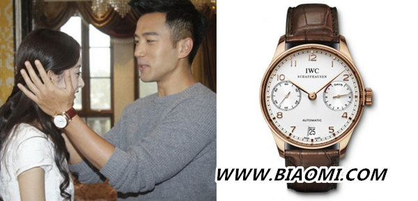 男人戴对手表很重要 刘恺威的手表长这样 热点动态 第1张