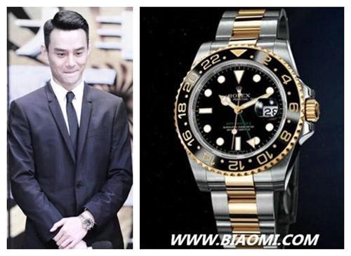 喜欢手表又会佩戴手表的明星就是他——王凯 热点动态 第2张