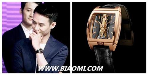 喜欢手表又会佩戴手表的明星就是他——王凯 热点动态 第3张