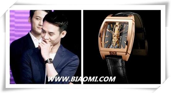 喜欢手表又会佩戴手表的明星就是他——王凯