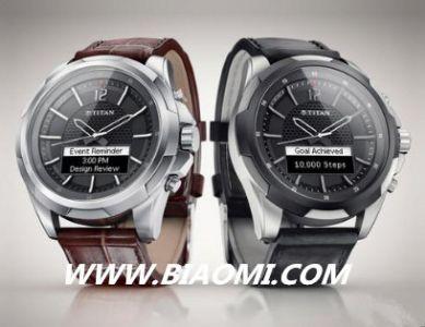 HP 惠普 联合印度Tian推出 Juxt智能手表