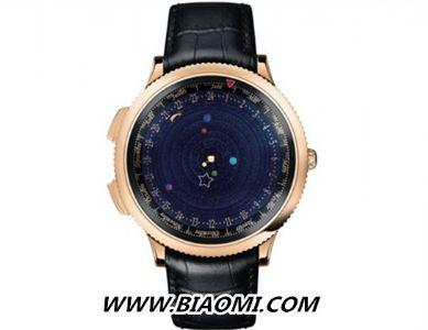 这些手表佩戴腕间 更像是梦幻的画卷