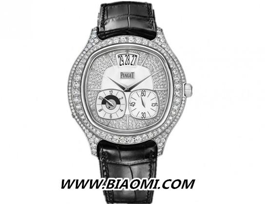伯爵镶钻腕表 带给你璀璨夺目的视觉体验 ALTIPLANO系列 DANCER系列 伯爵 名表赏析  第1张