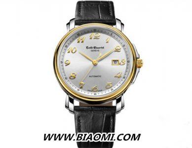 简约腕表的魅力 男士手表令表迷一见倾心
