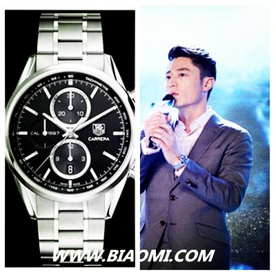 手表配戴是一门学问 必要时看明星如何搭配 购表指南 第1张