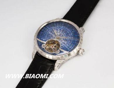 亨利慕时新添奢华珠宝款手表