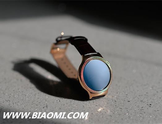 高颜值可穿戴产品——华为智能手表HUAWEI WATCH尊享系列 智能手表 第1张