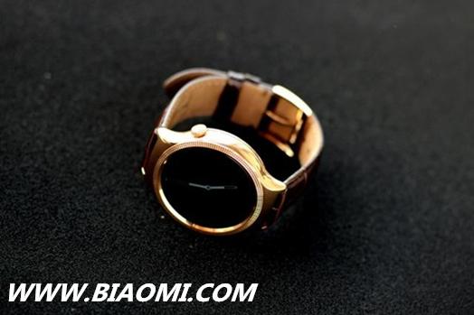 高颜值可穿戴产品——华为智能手表HUAWEI WATCH尊享系列 智能手表 第2张