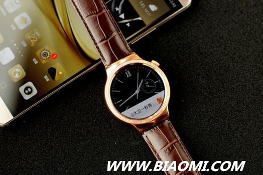 高颜值可穿戴产品——华为智能手表HUAWEI WATCH尊享系列 智能手表 第3张