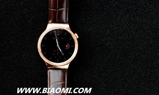 高颜值可穿戴产品——华为智能手表HUAWEI WATCH尊享系列 智能手表 第4张
