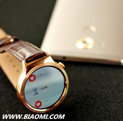高颜值可穿戴产品——华为智能手表HUAWEI WATCH尊享系列 智能手表 第9张