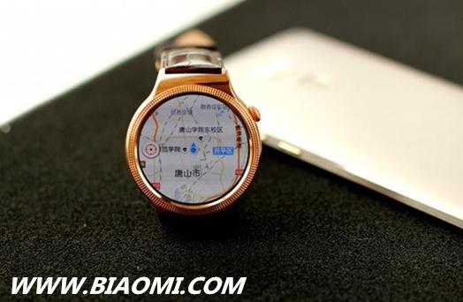 高颜值可穿戴产品——华为智能手表HUAWEI WATCH尊享系列 智能手表 第11张