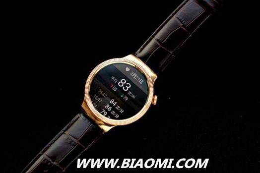 高颜值可穿戴产品——华为智能手表HUAWEI WATCH尊享系列 智能手表 第13张