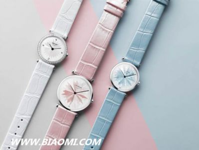 靓丽颜色手表 舞动于腕间的一抹时尚