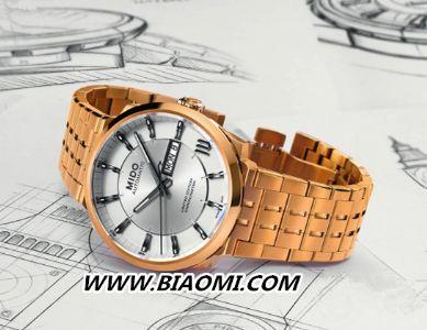 巴塞尔新品回顾——美度限量版大本钟手表