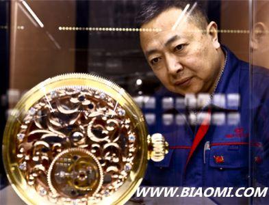 国产手表精湛工艺——雕花镂空技术