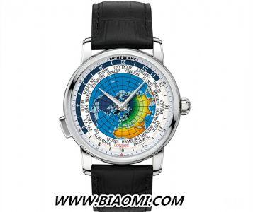 万宝龙110周年纪念款赏析——4810系列腕表&怀表