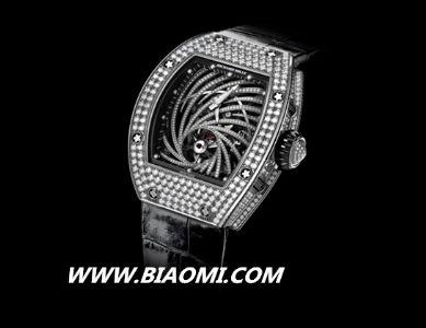 Richard Mille钻石腕表 演绎璀璨夺目的华美气质