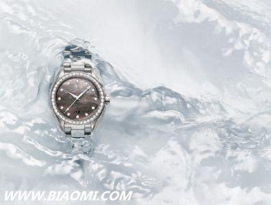 欧米茄荣耀呈现海马系列 专为时尚女性打造的手表