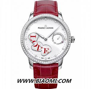 艾美女士系列腕表——送给爱美的你一款清新优雅的时计