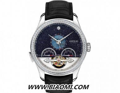 精密计时 精美时计——万宝龙精湛优雅手表