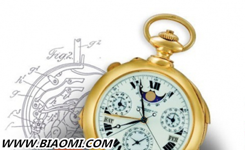 手表百科篇——Patek Philippe百达翡丽 手表百科 第8张