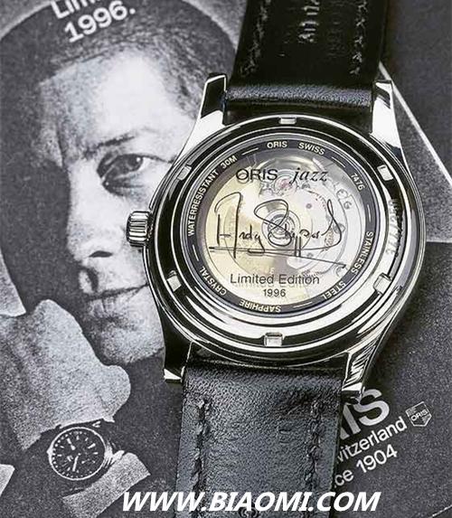 手表百科篇——Oris豪利时 手表百科 第12张